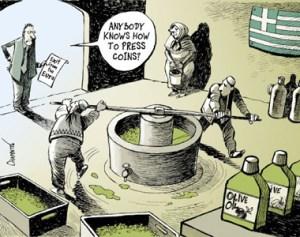 ΕΙΚΟΝΑ- Ελλάδα,-grexit,-ευρώ,-δραχμή,-τύπωμα-Εξ.