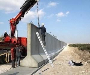 ICON - Τείχος Τουρκία - Συρία