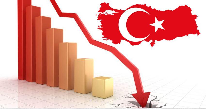 Η Τουρκία καταρρέει