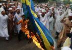 Στη Σουηδία έχει ξεσπάσει πόλεμος