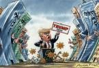 Το αμερικανικό πραξικόπημα και η παγκόσμια απειλή