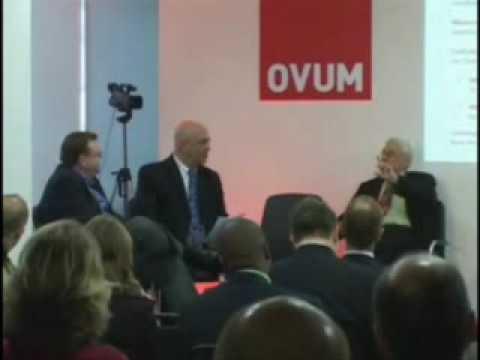 Ovum Fireside Chat with Gideon Gartner, Jonathan Yarmis and David Rossiter