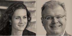 IIAR German Chapter leads: Yvonne Kaupp / Retarus ; Simon Jones / Destrier Communications