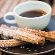 IIAR Breakfast/Cafe meet at the Gartner Symposium in Barcelona - coffee and churros