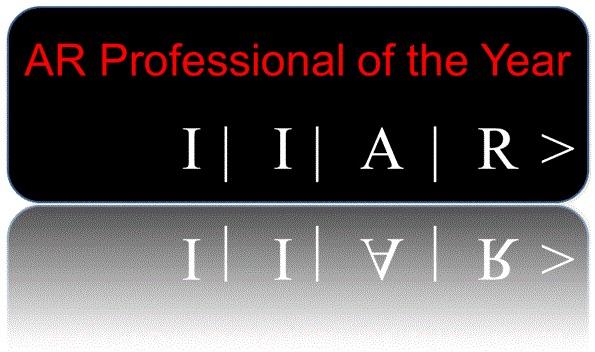 Logo IIAR AR Professional of the Year