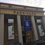 Parkcafe in Munich, IIAR Munich Stammtisch, July 2017