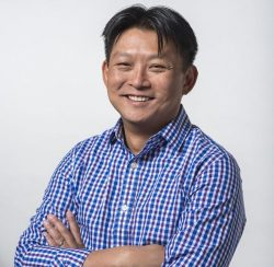 Andrew Hsu / Spotlight AR for the IIAR Website