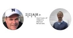 Gerry van Zandt and Ludovic Leforestier - IIAR