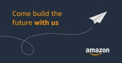 Amazon Web Services - Come build the future with us