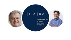Andrew Hsu and Simon Jones, IIAR Board Members