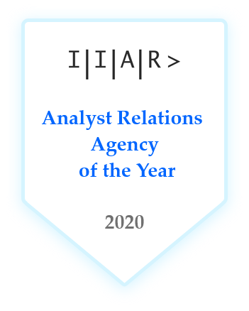 IIAR> AR Agency of the Year 2020