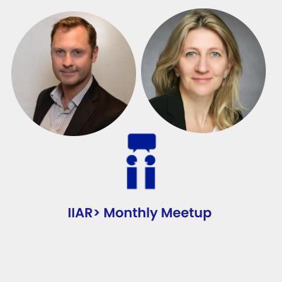 IIAR> Monthly Meet-up July 21