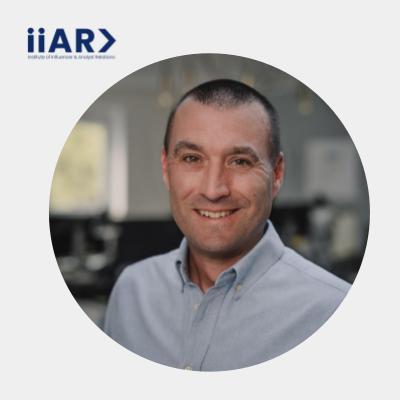 Chris Holscher / IIAR> German Chapter Co_lead