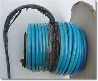 electrical cable reel dangers