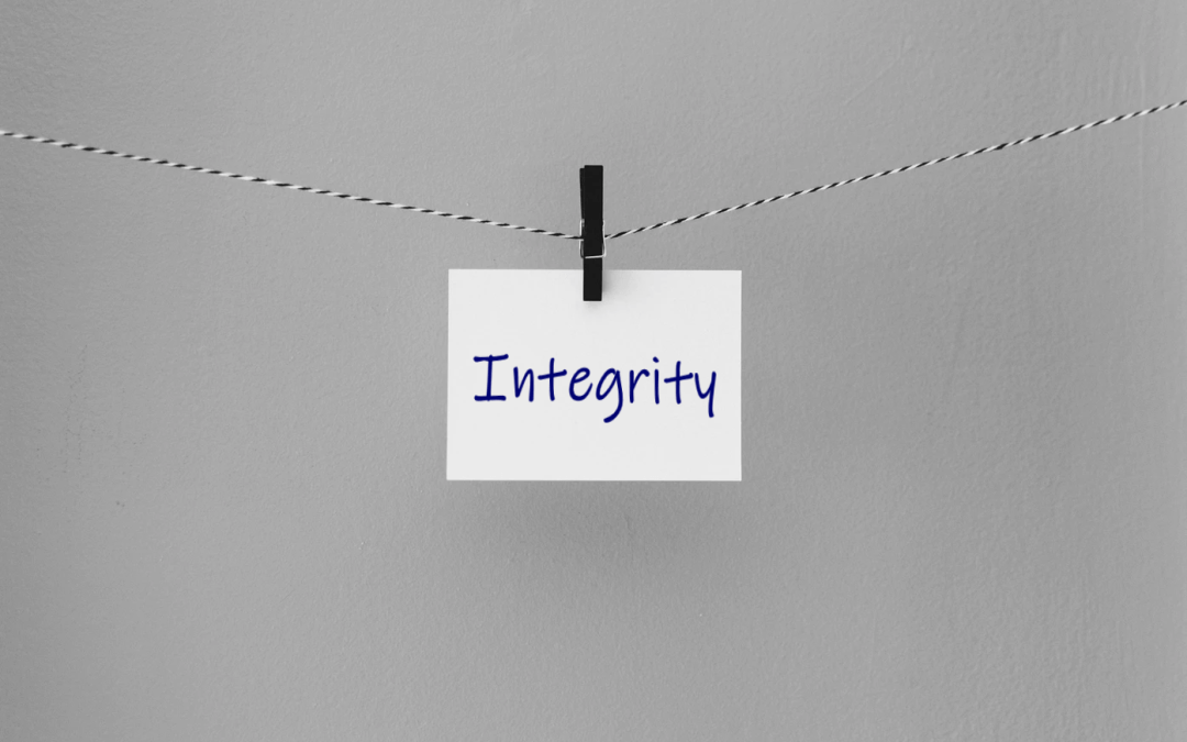 Kipling and Sivers on Integrity