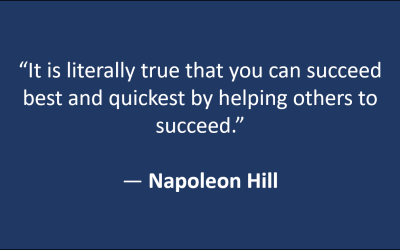 Napoleon Hill's 17 Principles of Success