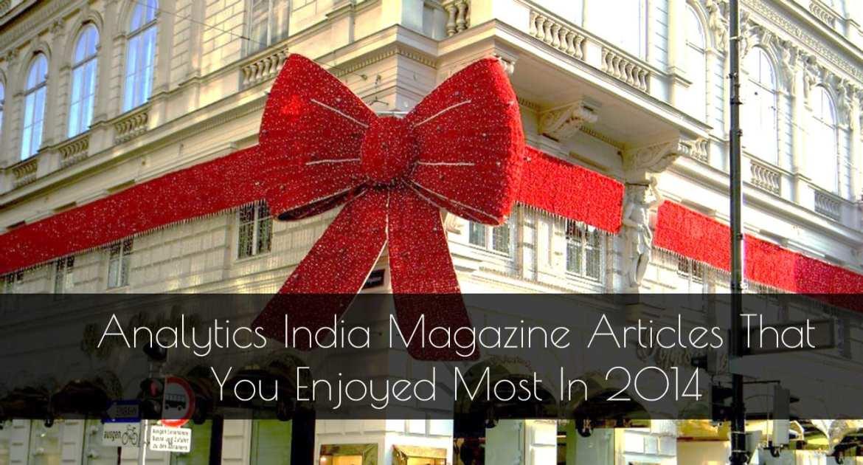 Top articles 2014