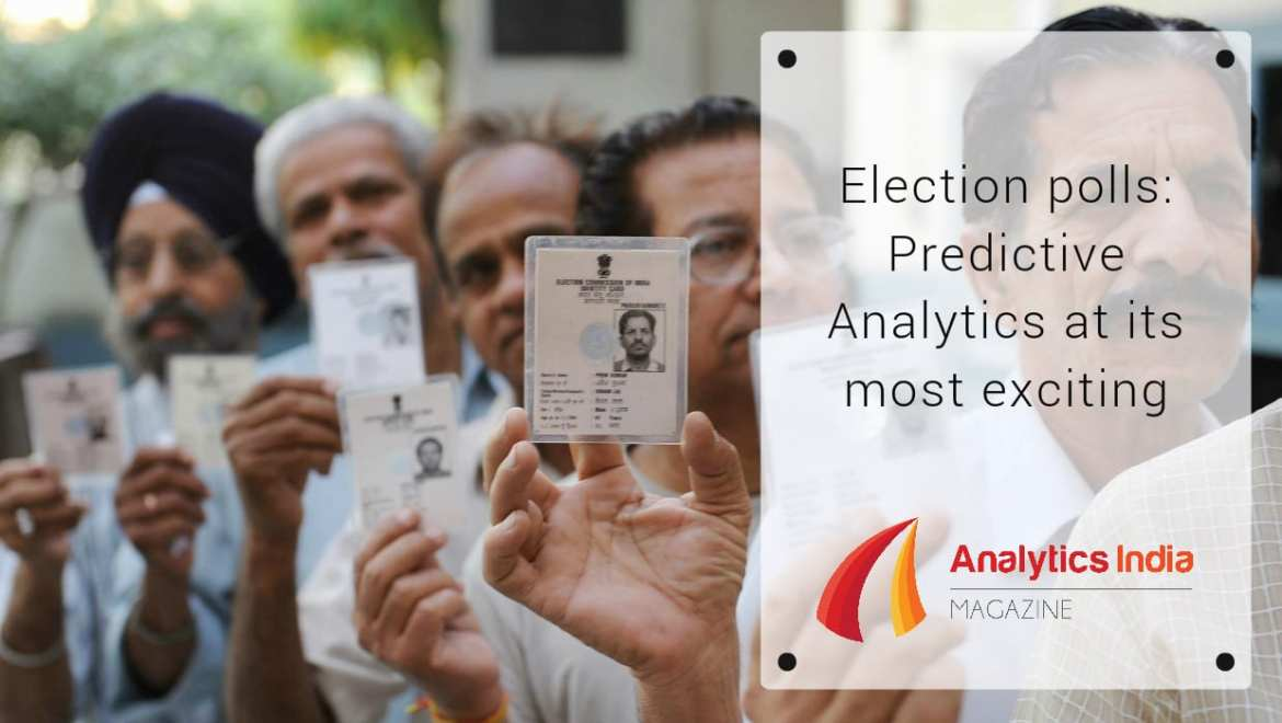 Election polls Predictive Analytics at its most exciting