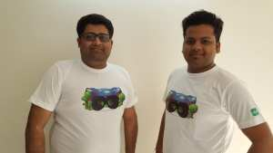CoFounders Pranshul Chandhok(Left) & Abhishek Gupta(Right)_Greykernel