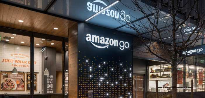 Amazon Go makes retail checkout a thing of the past