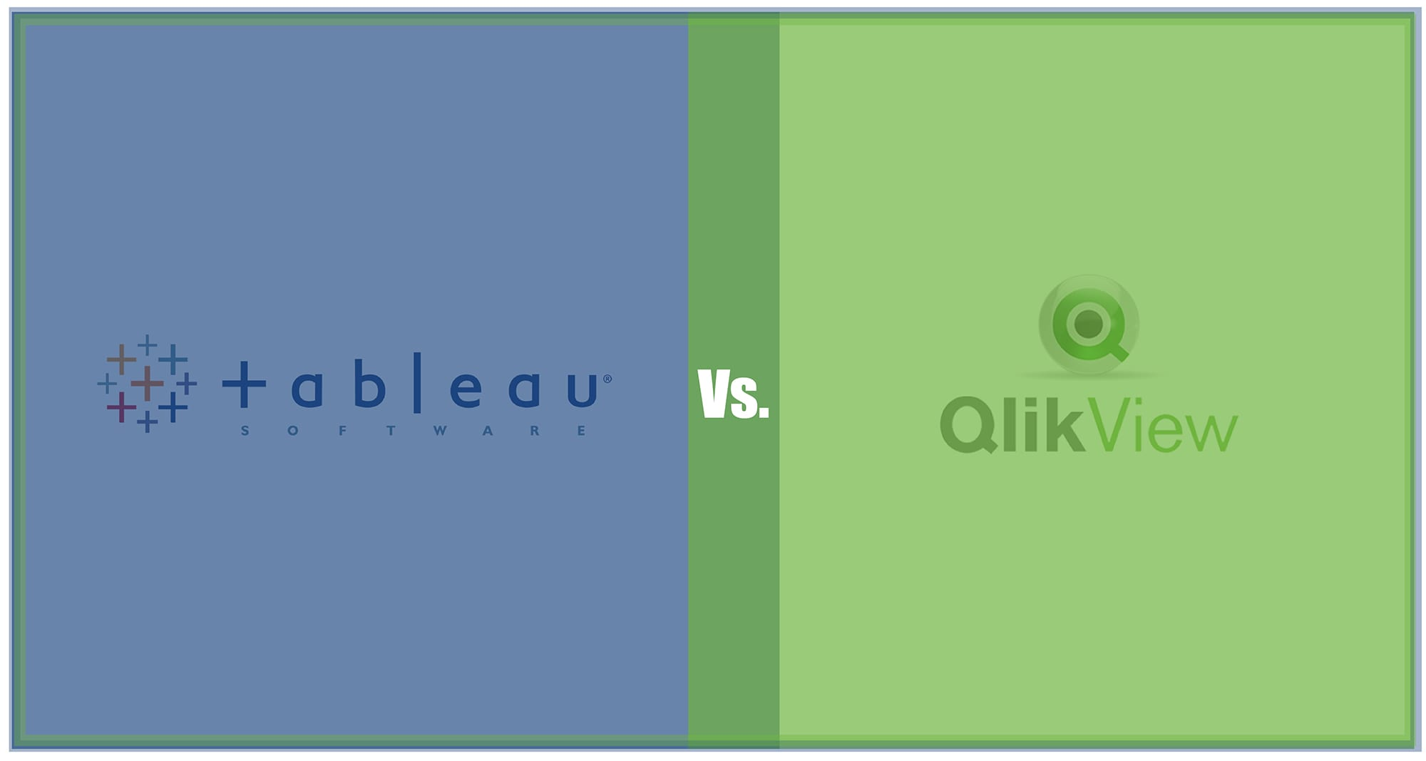 Tableau Vs Qlik Comparing Data Visualization Tools