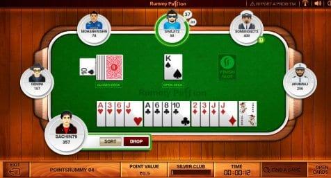 Poker machine learning