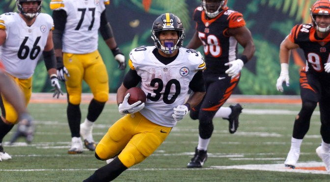 Fat Tails: The Impact of James Conner
