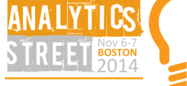 AnalyticsStreet: Data Analytics Conference