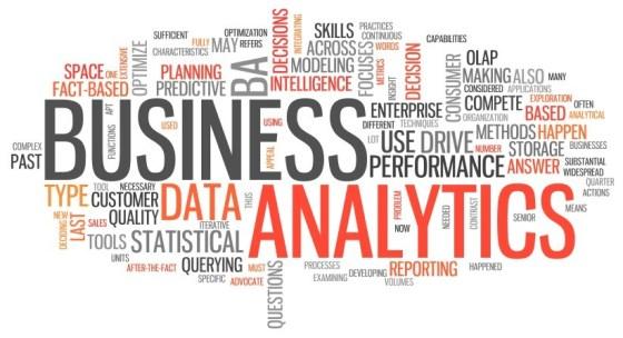 "Word Cloud ""Business Analytics"""