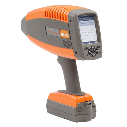 TerraSpec Halo   Portable Vis-NIR Spectrometer