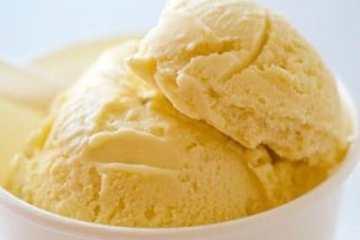 Durian Ice Cream