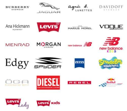 Pilihan Kacamata Berkualitas dan Pelayanan Terbaik di Optik Tunggal - Brands