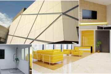 Jual Klasiboard Untuk Lantai Dan Dinding