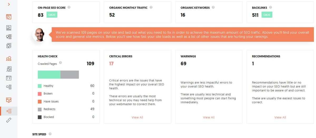 Audit Site