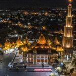 Akad Nikah di Masjid Roudhotul Muchlisin