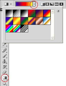 Membuat Gradasi Warna Di Photoshop : membuat, gradasi, warna, photoshop, Mewarnai, Brush, Photoshop, Dengan, Gradasi