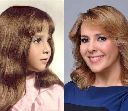 Ana María Canseco hoy está cumpliendo años