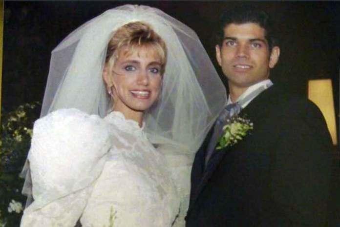 Lili Estefan y Lorenzo Luaces se casaron en 1992, luego de tres años de relación