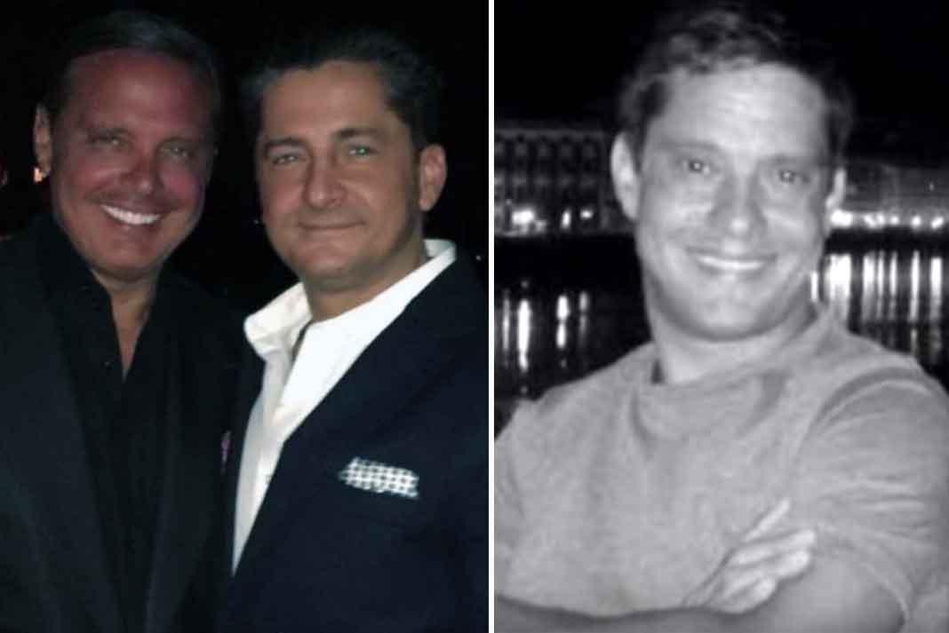 Los tres hermanos Gallego Basteri: Luis Miguel, Alejandro y Sergio, quien así luce hoy, según el programa Suelta la Sopa