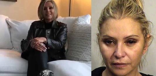 Daniela Castro pidió disculpas por cómo luce en la foto que le fue tomada por la policía