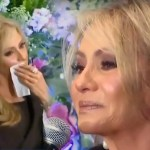 Daniela Castro lloró al hablar por primera vez ante los medios, luego de su arresto