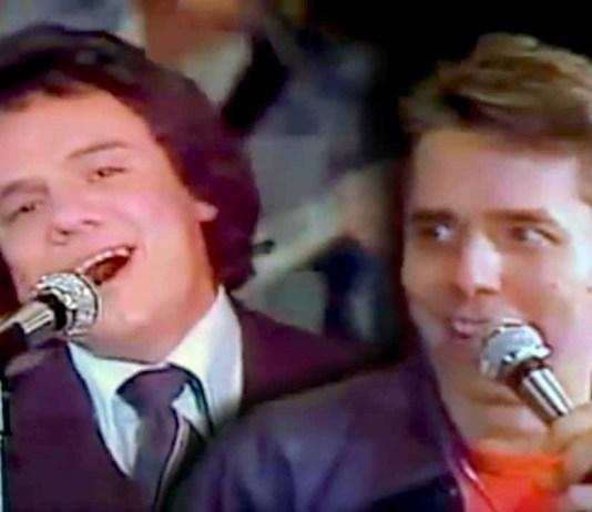 Este dueto entre José José y Enrique Guzmán es simplemente excepcional