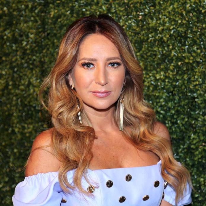 Geraldine Bazán se divorció el año pasado de Gabriel Soto