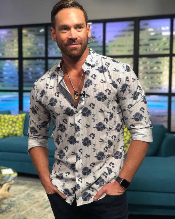 Jaime Mayol es un actor, presentador y modelo boricua de 39 años
