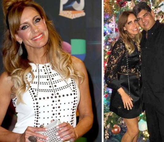 Lili y su ex son ampliamente conocidos en el medio social de Miami