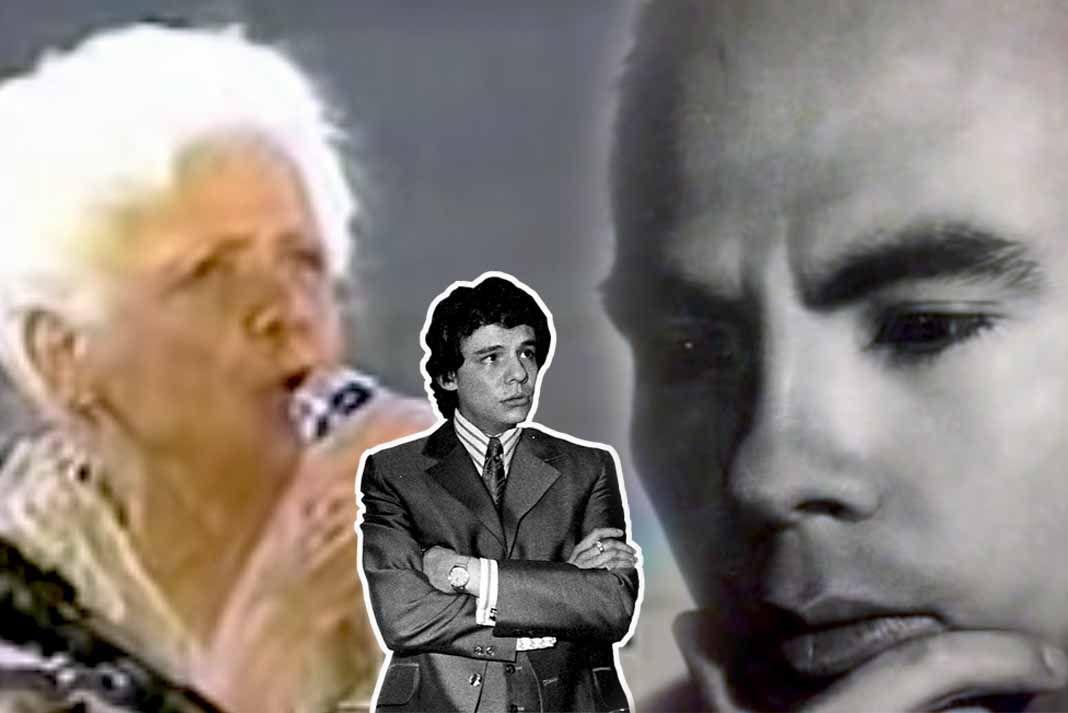 Su madre era soprano y su padre tenor, de ellos heredó su voz José José