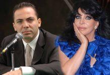 Verónica Castro estaría muy apenada con su hijo Cristian, pues se dice que él le advirtió que no anduviera con Yolanda