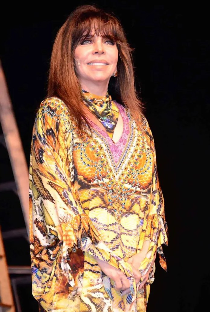 Verónica Castro contó a un programa argentino el motivo que cree tuvo Yolanda para mentir