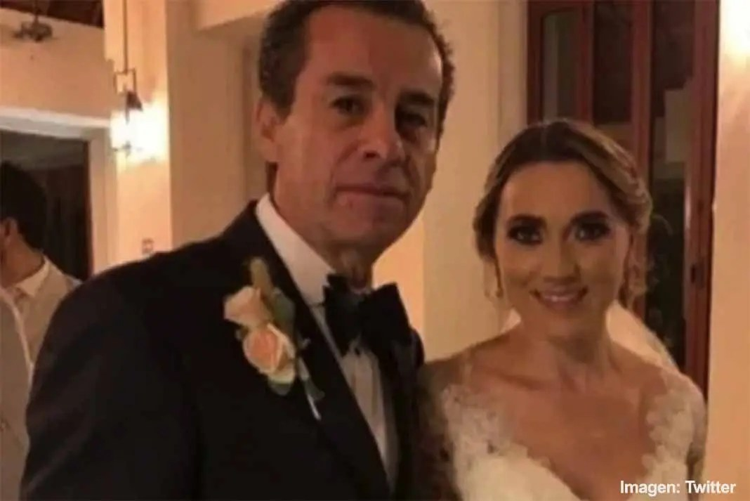 Raúl Orihuela González y Valeria Hassen Morales