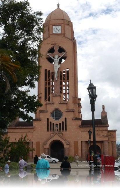 Parroquia Jesús, María y José, Quimbaya, Quindío, Colombia.